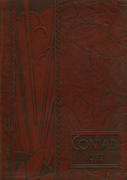 1932 Edition, Cony High School - Coniad Yearbook (Augusta, ME)