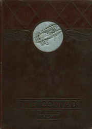 1934 Edition, Cony High School - Coniad Yearbook (Augusta, ME)
