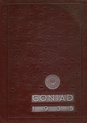 1935 Edition, Cony High School - Coniad Yearbook (Augusta, ME)