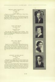 Page 17, 1935 Edition, Cony High School - Coniad Yearbook (Augusta, ME) online yearbook collection