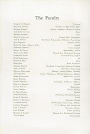 Page 10, 1939 Edition, Cony High School - Coniad Yearbook (Augusta, ME) online yearbook collection