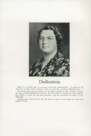 Page 8, 1939 Edition, Cony High School - Coniad Yearbook (Augusta, ME) online yearbook collection