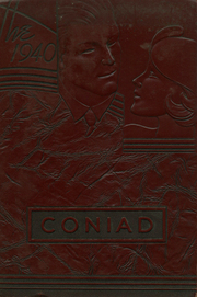 1940 Edition, Cony High School - Coniad Yearbook (Augusta, ME)