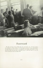 Page 6, 1940 Edition, Cony High School - Coniad Yearbook (Augusta, ME) online yearbook collection