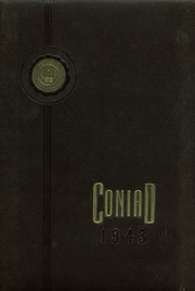 1943 Edition, Cony High School - Coniad Yearbook (Augusta, ME)