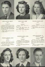 Page 14, 1943 Edition, Cony High School - Coniad Yearbook (Augusta, ME) online yearbook collection