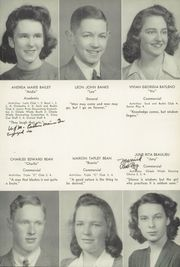 Page 15, 1943 Edition, Cony High School - Coniad Yearbook (Augusta, ME) online yearbook collection