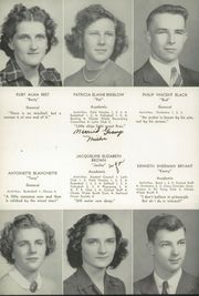 Page 16, 1943 Edition, Cony High School - Coniad Yearbook (Augusta, ME) online yearbook collection