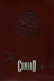 1946 Edition, Cony High School - Coniad Yearbook (Augusta, ME)
