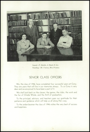 Page 10, 1946 Edition, Cony High School - Coniad Yearbook (Augusta, ME) online yearbook collection