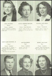 Page 13, 1946 Edition, Cony High School - Coniad Yearbook (Augusta, ME) online yearbook collection