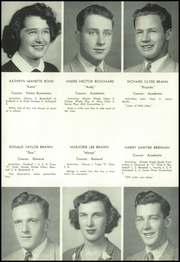 Page 14, 1946 Edition, Cony High School - Coniad Yearbook (Augusta, ME) online yearbook collection