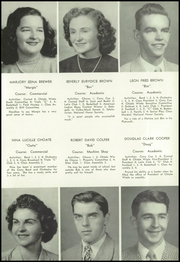 Page 15, 1946 Edition, Cony High School - Coniad Yearbook (Augusta, ME) online yearbook collection