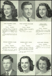 Page 16, 1946 Edition, Cony High School - Coniad Yearbook (Augusta, ME) online yearbook collection