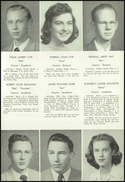 Page 17, 1946 Edition, Cony High School - Coniad Yearbook (Augusta, ME) online yearbook collection