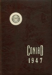 1947 Edition, Cony High School - Coniad Yearbook (Augusta, ME)