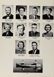 Page 14, 1959 Edition, Cony High School - Coniad Yearbook (Augusta, ME) online yearbook collection