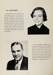 Page 6, 1959 Edition, Cony High School - Coniad Yearbook (Augusta, ME) online yearbook collection
