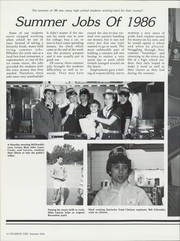 Page 14, 1987 Edition, Cony High School - Coniad Yearbook (Augusta, ME) online yearbook collection