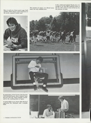 Page 6, 1987 Edition, Cony High School - Coniad Yearbook (Augusta, ME) online yearbook collection