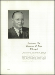 Page 10, 1950 Edition, Sanford High School - Distaff Yearbook (Sanford, ME) online yearbook collection