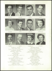 Page 15, 1950 Edition, Sanford High School - Distaff Yearbook (Sanford, ME) online yearbook collection