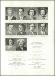 Page 17, 1950 Edition, Sanford High School - Distaff Yearbook (Sanford, ME) online yearbook collection