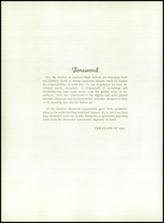 Page 6, 1950 Edition, Sanford High School - Distaff Yearbook (Sanford, ME) online yearbook collection