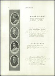 Page 12, 1921 Edition, Brewer High School - Trident Yearbook (Brewer, ME) online yearbook collection