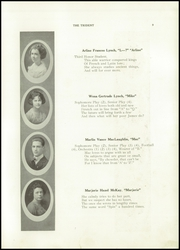Page 13, 1921 Edition, Brewer High School - Trident Yearbook (Brewer, ME) online yearbook collection