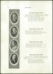 Page 14, 1921 Edition, Brewer High School - Trident Yearbook (Brewer, ME) online yearbook collection