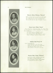 Page 16, 1921 Edition, Brewer High School - Trident Yearbook (Brewer, ME) online yearbook collection