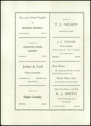 Page 4, 1921 Edition, Brewer High School - Trident Yearbook (Brewer, ME) online yearbook collection