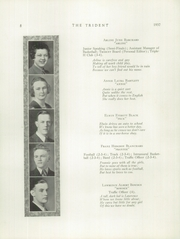 Page 10, 1937 Edition, Brewer High School - Trident Yearbook (Brewer, ME) online yearbook collection