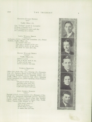Page 11, 1937 Edition, Brewer High School - Trident Yearbook (Brewer, ME) online yearbook collection