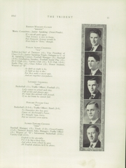 Page 13, 1937 Edition, Brewer High School - Trident Yearbook (Brewer, ME) online yearbook collection