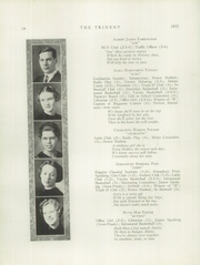 Page 16, 1937 Edition, Brewer High School - Trident Yearbook (Brewer, ME) online yearbook collection