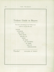 Page 5, 1937 Edition, Brewer High School - Trident Yearbook (Brewer, ME) online yearbook collection