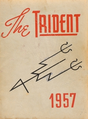 Page 1, 1957 Edition, Brewer High School - Trident Yearbook (Brewer, ME) online yearbook collection