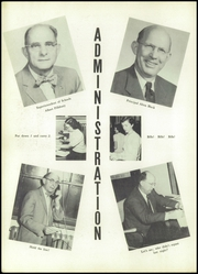 Page 10, 1957 Edition, Brewer High School - Trident Yearbook (Brewer, ME) online yearbook collection