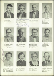Page 12, 1957 Edition, Brewer High School - Trident Yearbook (Brewer, ME) online yearbook collection
