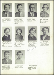 Page 13, 1957 Edition, Brewer High School - Trident Yearbook (Brewer, ME) online yearbook collection
