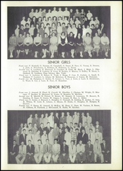 Page 17, 1957 Edition, Brewer High School - Trident Yearbook (Brewer, ME) online yearbook collection