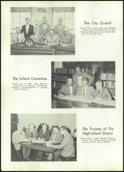 Page 4, 1957 Edition, Brewer High School - Trident Yearbook (Brewer, ME) online yearbook collection