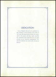 Page 5, 1957 Edition, Brewer High School - Trident Yearbook (Brewer, ME) online yearbook collection