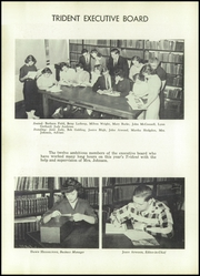 Page 8, 1957 Edition, Brewer High School - Trident Yearbook (Brewer, ME) online yearbook collection