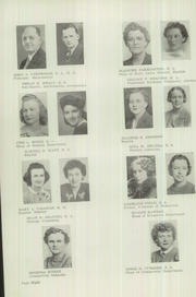 Page 10, 1944 Edition, Caribou High School - Reflector Yearbook (Caribou, ME) online yearbook collection