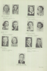 Page 11, 1944 Edition, Caribou High School - Reflector Yearbook (Caribou, ME) online yearbook collection