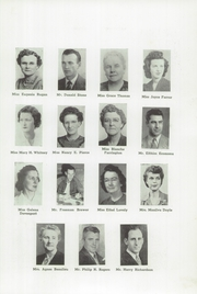 Page 11, 1948 Edition, Caribou High School - Reflector Yearbook (Caribou, ME) online yearbook collection