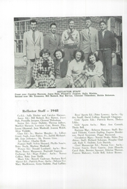 Page 14, 1948 Edition, Caribou High School - Reflector Yearbook (Caribou, ME) online yearbook collection
